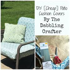 Slipcovers Outdoor Furniture Cushions For Make 2772 Gallery