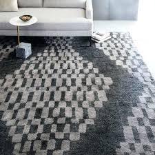 gray trellis rug trellis shine wool rug slate gray trellis rug runner