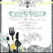 Invitation Wording For Dinner Formal Dinner Party Invitation Letter Sample Formal