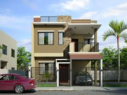 home design modern double houses house plans the simple two story designs small floor interior building with upstairs balcony new homes residential plan
