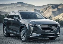 mazda s three row midsize crossover utility vehicle the cx 9 was redesigned