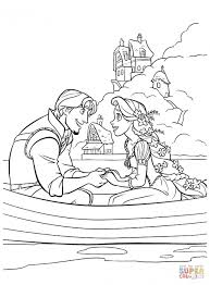 Small Picture Coloring Pages Halloween Coloring With Rapunzel Tangled Repunzel