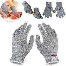 <b>Anti</b>-<b>cut</b> Gloves <b>Stab</b> Resistant Kitchen <b>Level 5</b> Kitchen Butcher ...