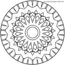 Small Picture Free printable mandala coloring pages Coloring pages to help you