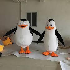 <b>mascot Mascot</b> madagascar penguins <b>mascot costume cartoon</b> ...