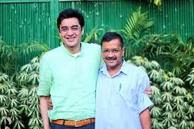 Weeks after quitting Congress, Ajoy Kumar joins AAP | Deccan Herald