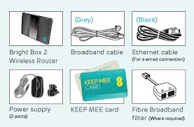 bright box 2 set up guide home broadband ee bright box 2 wireless router what s in the box router broadband cable ethernet