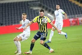 Kasımpaşa'yı yenen Fenerbahçe çeyrek finalde