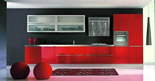 black and red kitchen designs. Interesting Designs Black And Red With Black And Red Kitchen Designs C