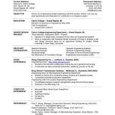 Sample Resume Skills For College Students Fresh Resume Examples For ...