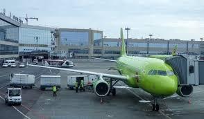 Из Москвы в Самару s airlines a aviablogger s7 airlines полетит в Лион