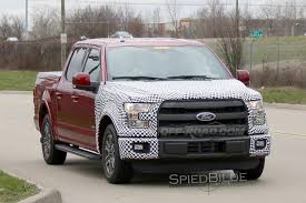 Ford F-150 Hybrid Pickup Truck Spied: Off-Road.com