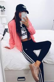 adidas outfits. 20+ adidas pants outfit ideas: super combo of comfort and beauty outfits u