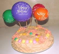 How To Bake Simple Birthday Cake At Home