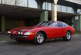 Discover the ferrari 365 gtb4, the gran turismo model launched in 1968, powered by an engine of 4390.35 cc: 1971 Ferrari 365 Gtb 4 Daytona Is Listed Sold On Classicdigest In Surrey By Dd Classics For 575000 Classicdigest Com