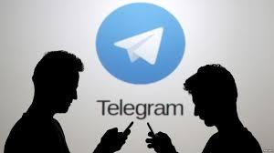 Image result for telegram logo