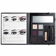 e l f cosmetics beauty book smoky eye edition