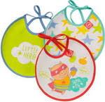 <b>Набор нагрудников Happy Baby</b> TERRY BIBS 16007 PIG ...