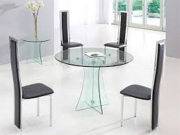 imposing design small round dining room table trendy lovely gl round dining table and chairs round
