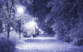 Snowy Christmas Night Art Wallpapers ...