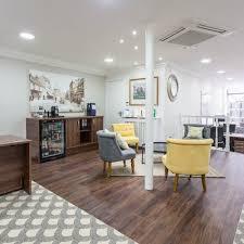 real estate office design. White And Sons Office Refurbishment Real Estate Design