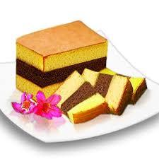 Euforia Triple Delight Cake