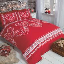 all i want for red king duvet cover