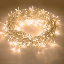 Dealbeta Outdoor String Lights Camping With Remote 16 4 Feet 5 Meters Long 8 Modes 50 Led Battery Powered Warm White Fairy Christmas Lights For Patio
