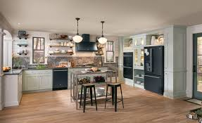 ge embraces integrated kitchens that connect to the iot source ge appliances