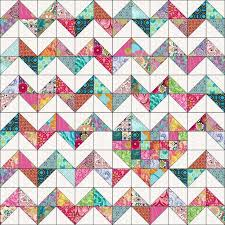Best 25+ Chevron quilt ideas on Pinterest | Chevron quilt pattern ... & You're going to love iHeart Chevrons Quilt Pattern Adamdwight.com