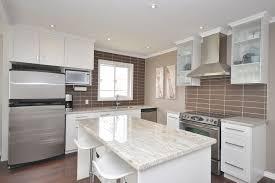 Granite For White Cabinets Kitchen White Shaker Cabinets River White Granite Counter
