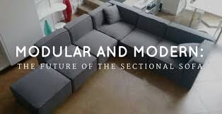 the future of the sectional sofa