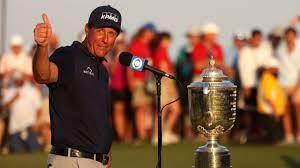 PGA Championship 2021: Phil Mickelson ...