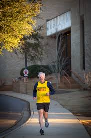 Med School Watercooler: Going the Distance: Running for a Purpose