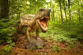Dinozauri în România, la Râşnov GALERIE FOTO