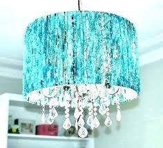 sightly mini chandeliers lamp shades satin