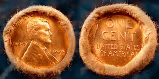 Penny Values Chart 2017 Lincoln Cent Roll Searching What I Found In A 25 Box Of