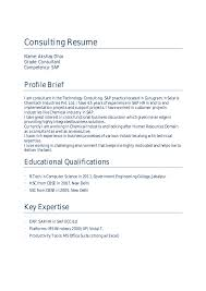 consulting resume name akshay dhar grade consultant competency sap profile brief i am sap hr payroll consultant resume