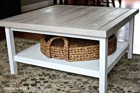 coffee table ikea ikea hemnes