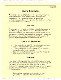writing philosophy papers a student guide 33