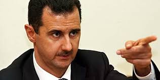 DAMASCUS - Syrian President Bashar al-Assad said he is ready for the Geneva II conference on Syria, stressing however that he will not negotiate with ... - syrian-president-bashar-al-assad
