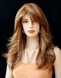 Long Side Swept Bangs Hairstyles Layered Hairstyles For Long Hair