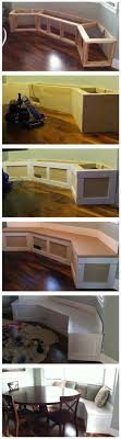 Kitchen Nook Bench Best 25 Kitchen Nook Bench Ideas Only On Pinterest Kitchen Nook
