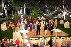 Outdoor Dance Floor Ideas Incredible The Best Portable In Inspirations 23
