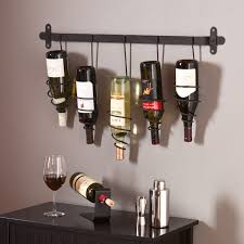 hz trend wall mounted wine shelves