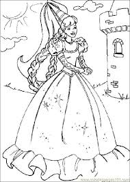 Small Picture Princess Coloring Pages Free Printable FunyColoring