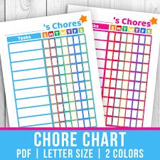 Imom Chore Chart 10 Free Printable Chore Charts For Kids