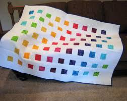 Lap quilt | Etsy & Quilts for Sale - Quilt - Lap Quilt - Bright Lights Batik Quilt - Batik Lap Adamdwight.com