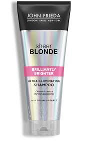 Brilliantly Brighter <b>Шампунь для придания блеска</b> светлым волосам