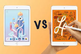 Ipad 4 Comparison Chart Apple Ipad Mini 5 Vs Ipad Mini 4 Should You Upgrade